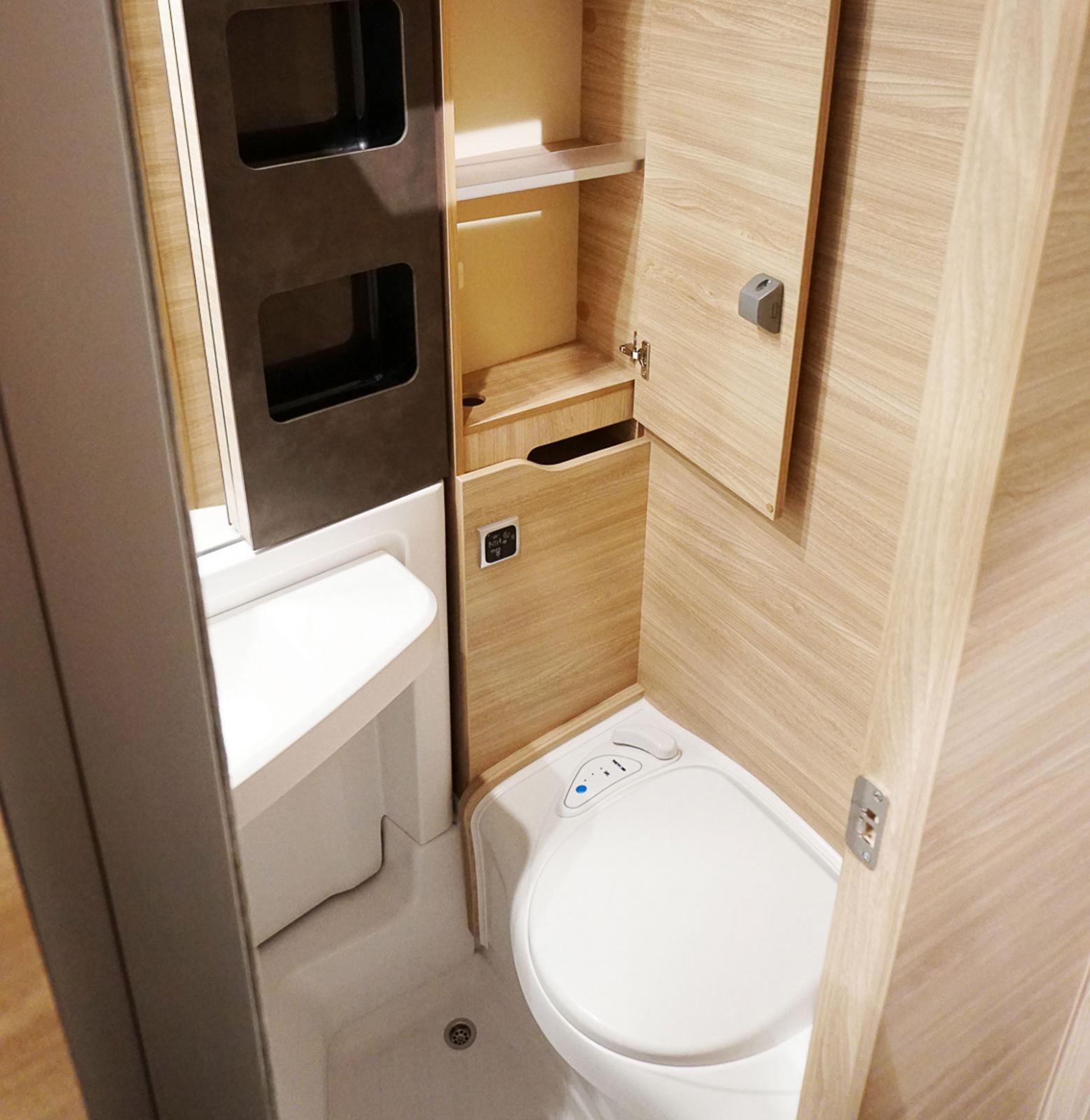 Badrummet är smart.