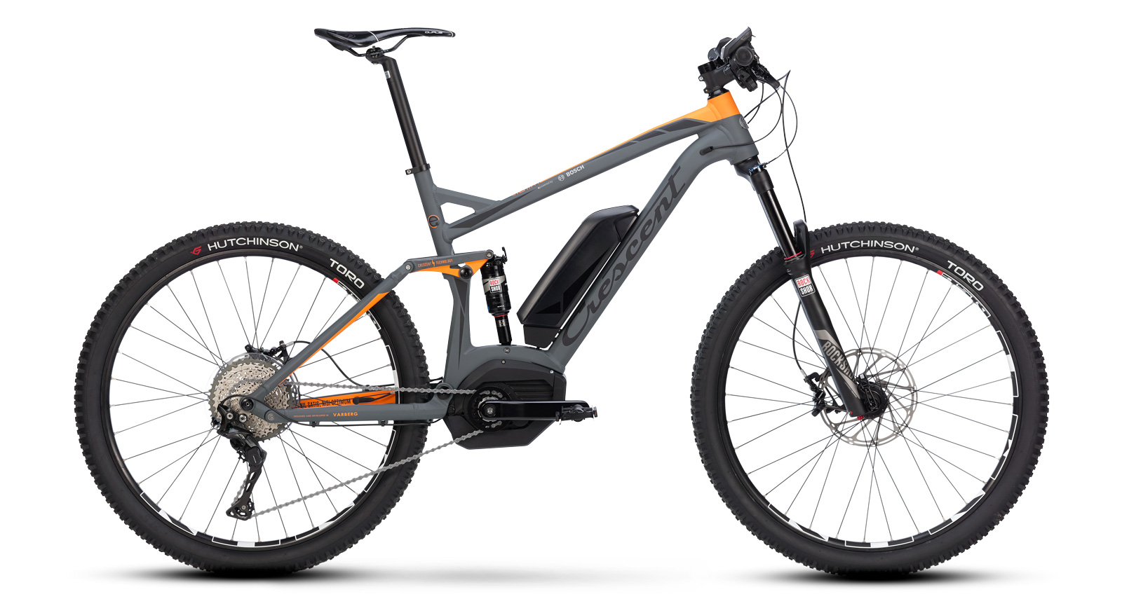 El-mountainbike – actionfylld och rolig cykling! Crescent Elgar.