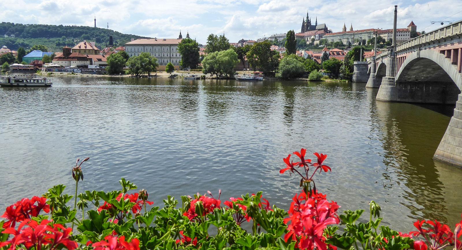 Magnifikt i Tjeckiens vackra huvudstad Prag.