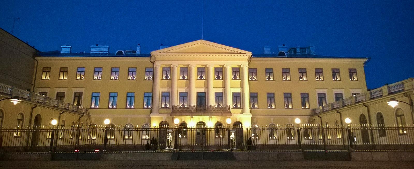 Helsingfors lockar även på vintern
