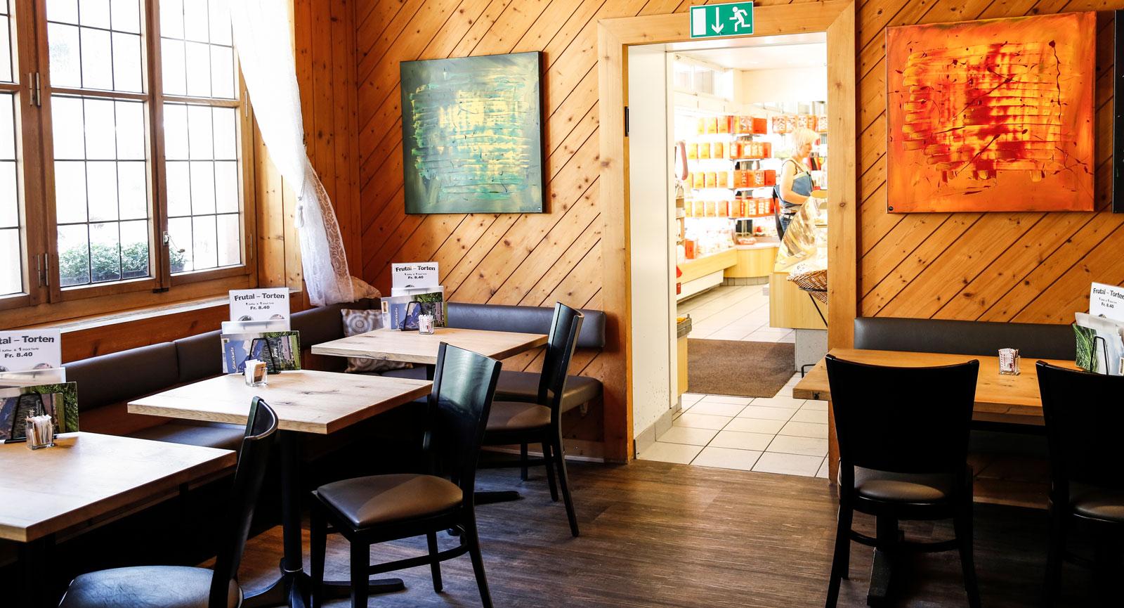 Tea-Room har gjort sig känd som marängens hus nummer ett.