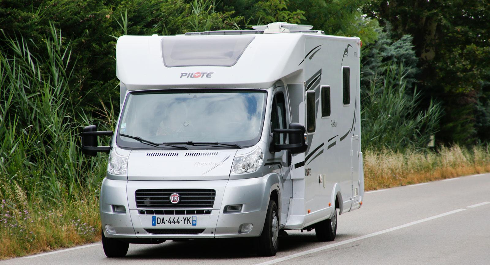 Tidigt eller sent på säsongen kan man åka utan att boka campingtomt månader i förväg.