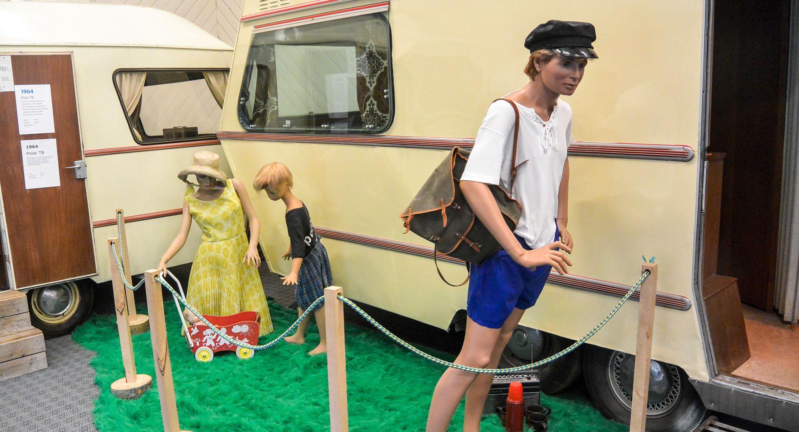 Restips: Husvagnsmuseet i Dorotea – en campingens tidsmaskin