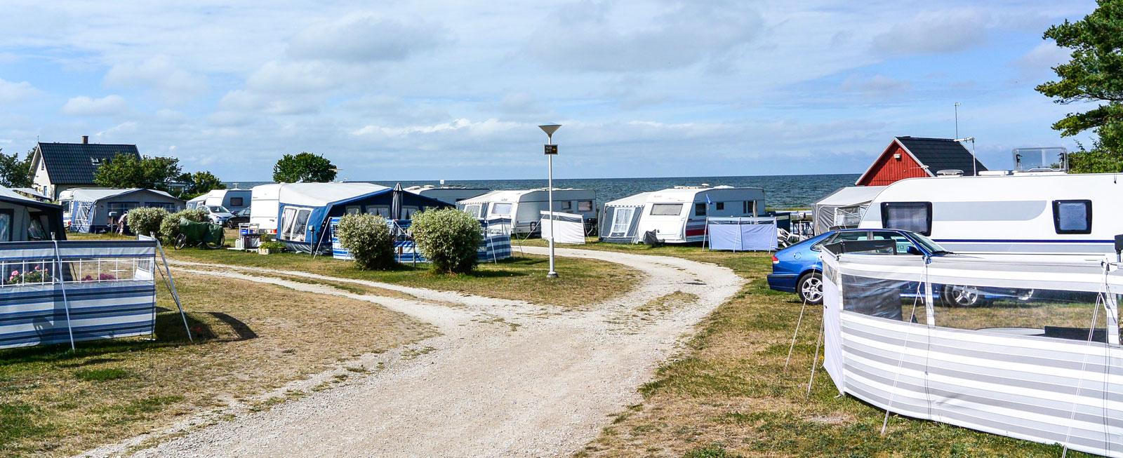 Några av de finaste platserna på sektionen Havsnära.