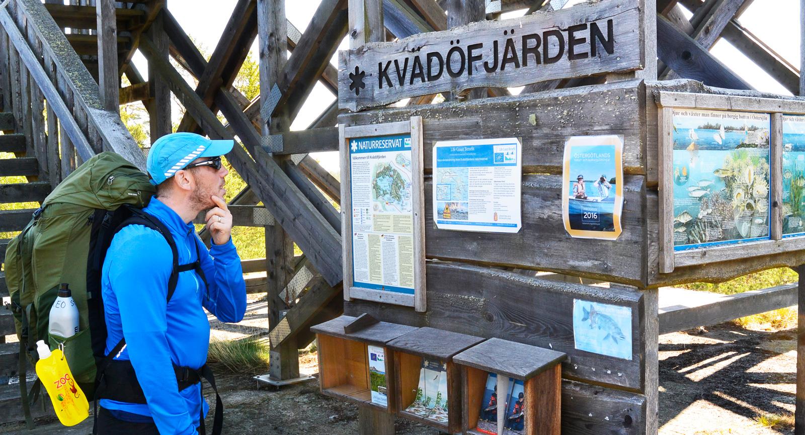 Upptäcksfärd i Östergötlands naturreservat