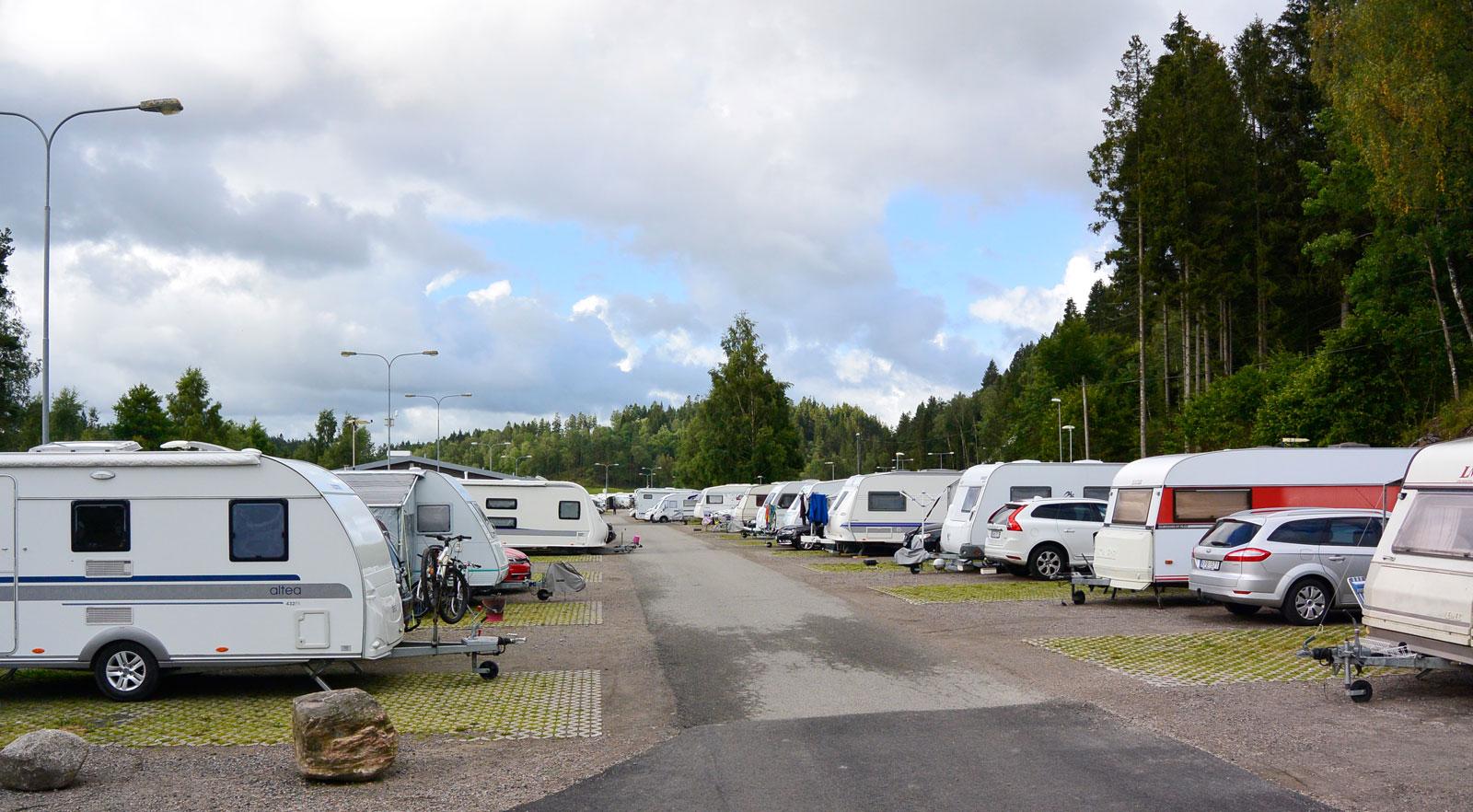 Besök i Skandinaviens största varuhus