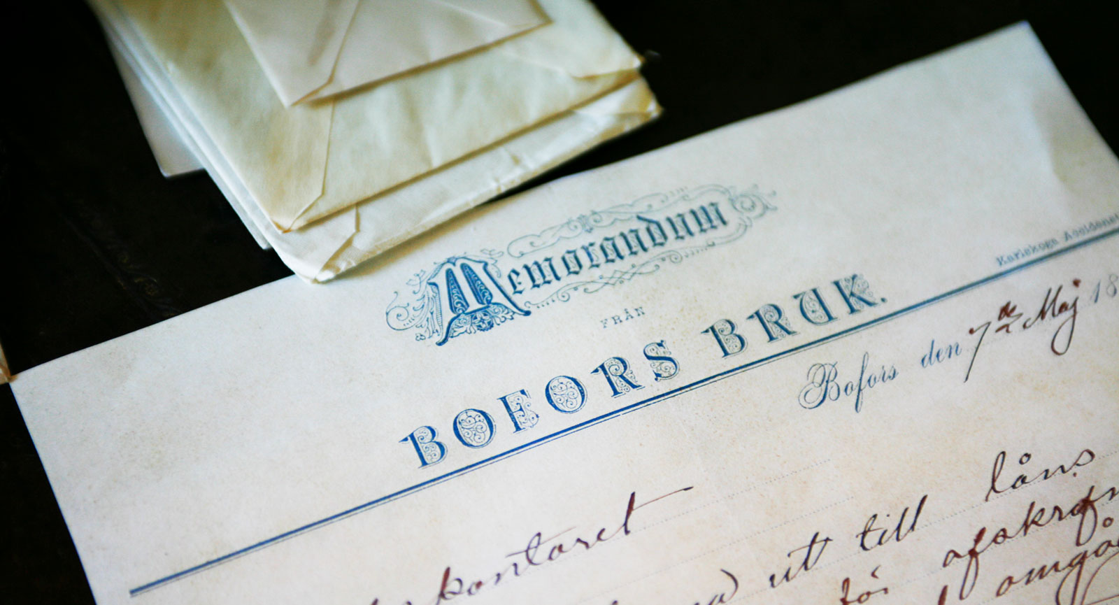 Hemma hos Alfred Nobel i Värmland