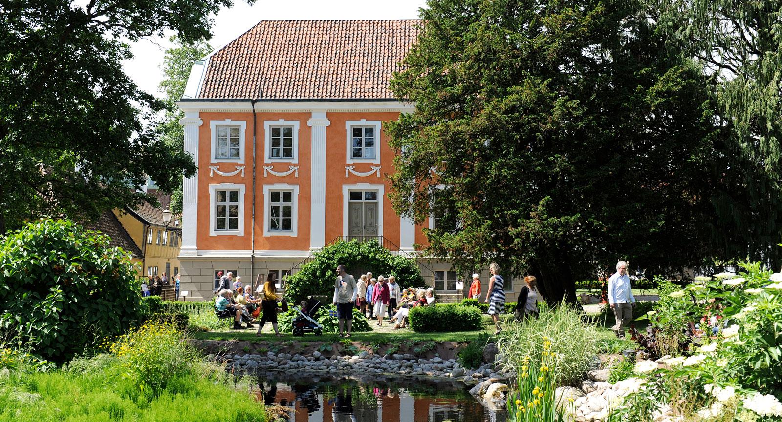 Thomanders hus på Kulturen i Lund. Ett paradis för både barn och vuxna.