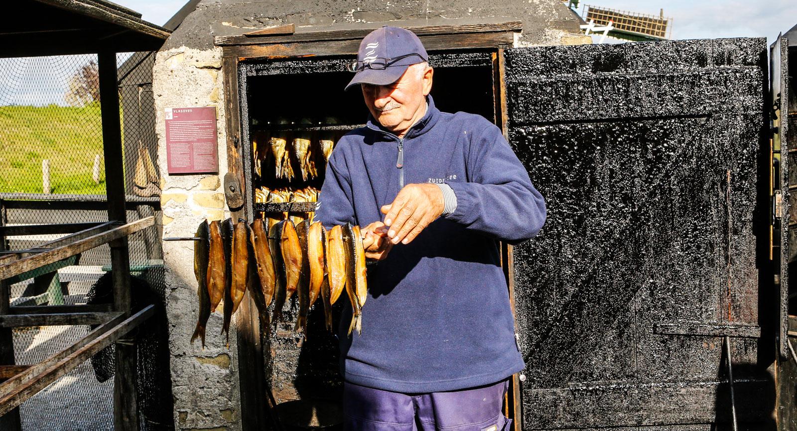 Fiske har en viktig plats i historien.