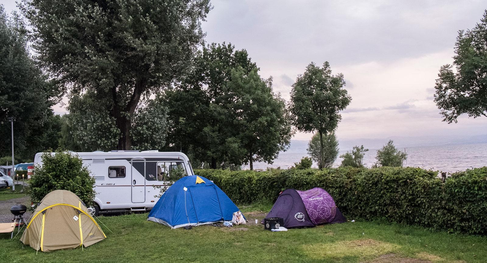 Restips: Bodensjöns campingpärlor