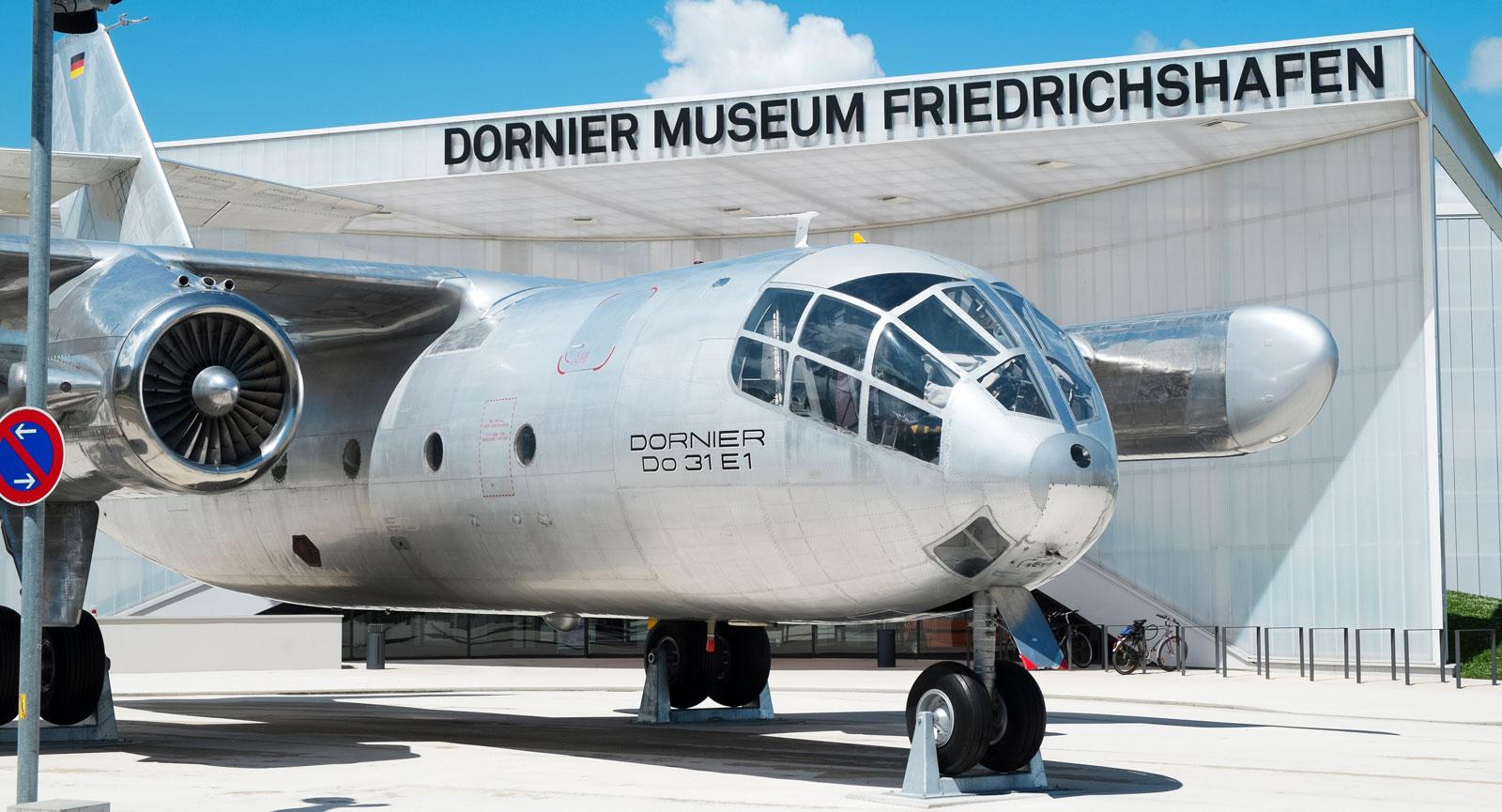 För den flygintresserade är Dorniermuseet ett besök väl värt att göra.