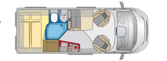 Pössl Roadstar populära kompaktmodell