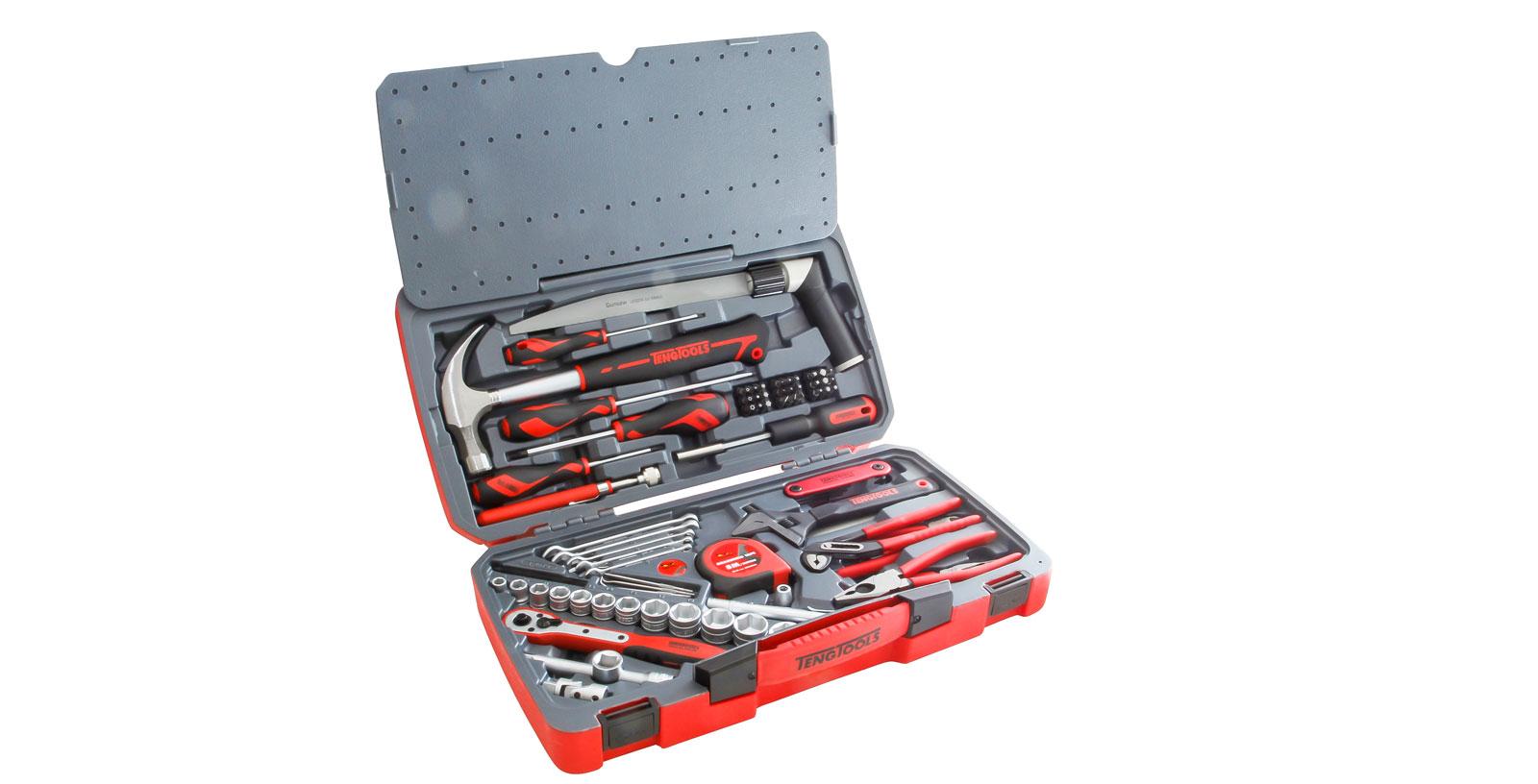 Smarta set av verktygslådor