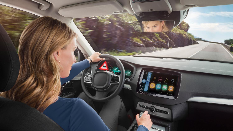 Bosch satsar på 3D-skärmar