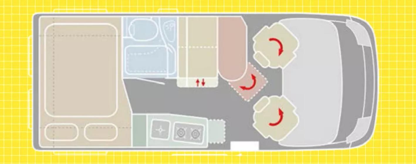 VanTourer 540 – miniplåtisen med karaktär