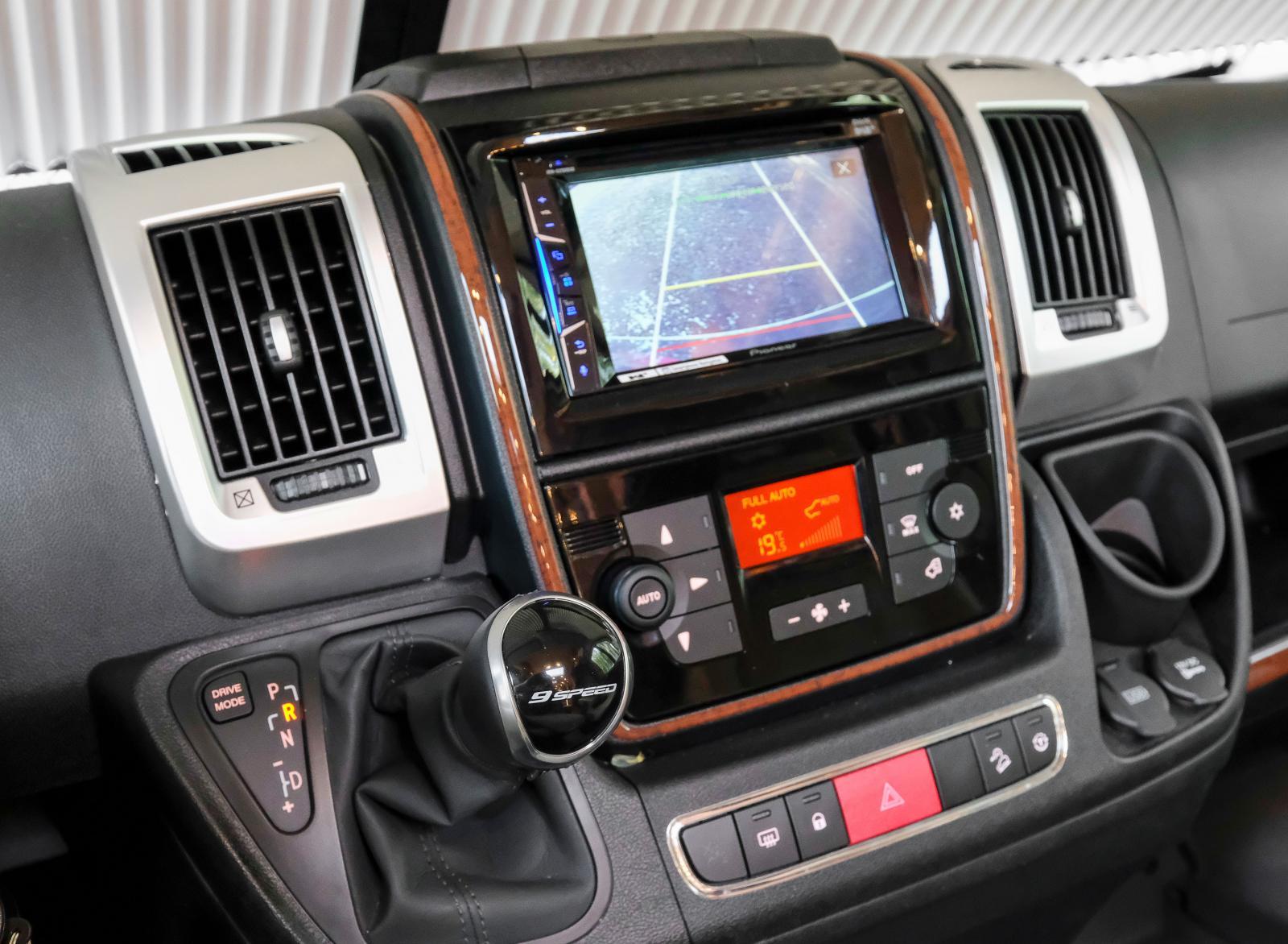 Fiats nya automat gör körningen enkel och njutbar.
