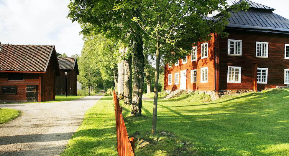 Engelsbergs Bruk grundades 1681 och är idag ett av Sveriges 15 världsarv.