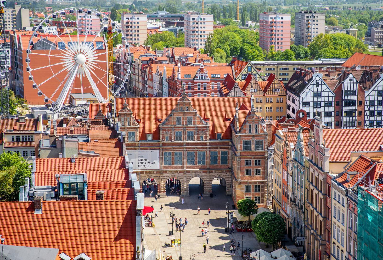 En väldigt vacker stad som har mycket att erbjuda.