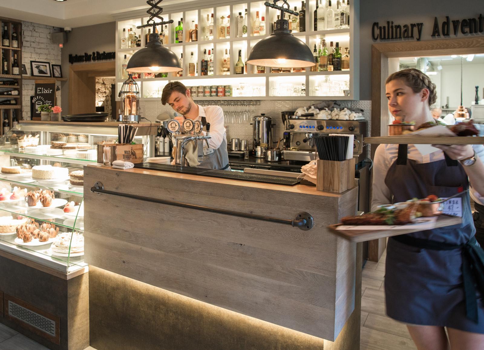 Restaurang Piwna 47 är en populär restaurang i Gdańsk.