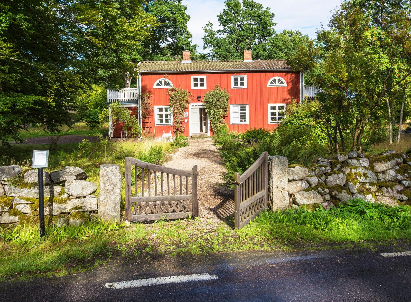 Elin Wägners bostad Lilla Björka