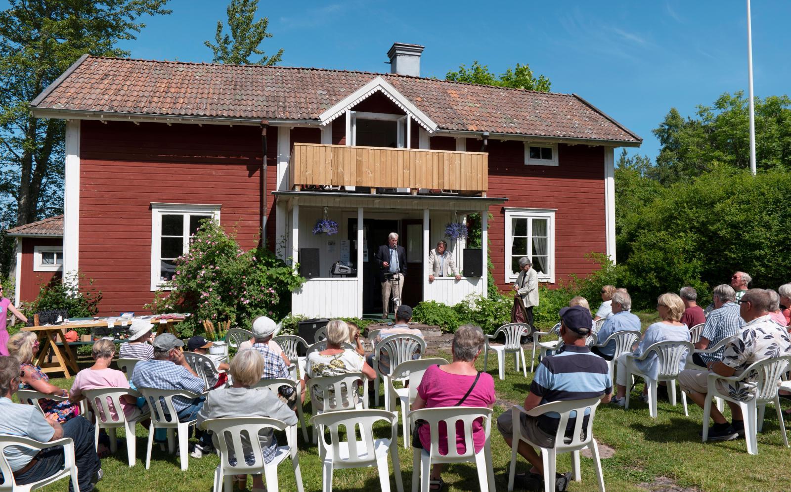 Albert Engström-museet i Grisslehamn