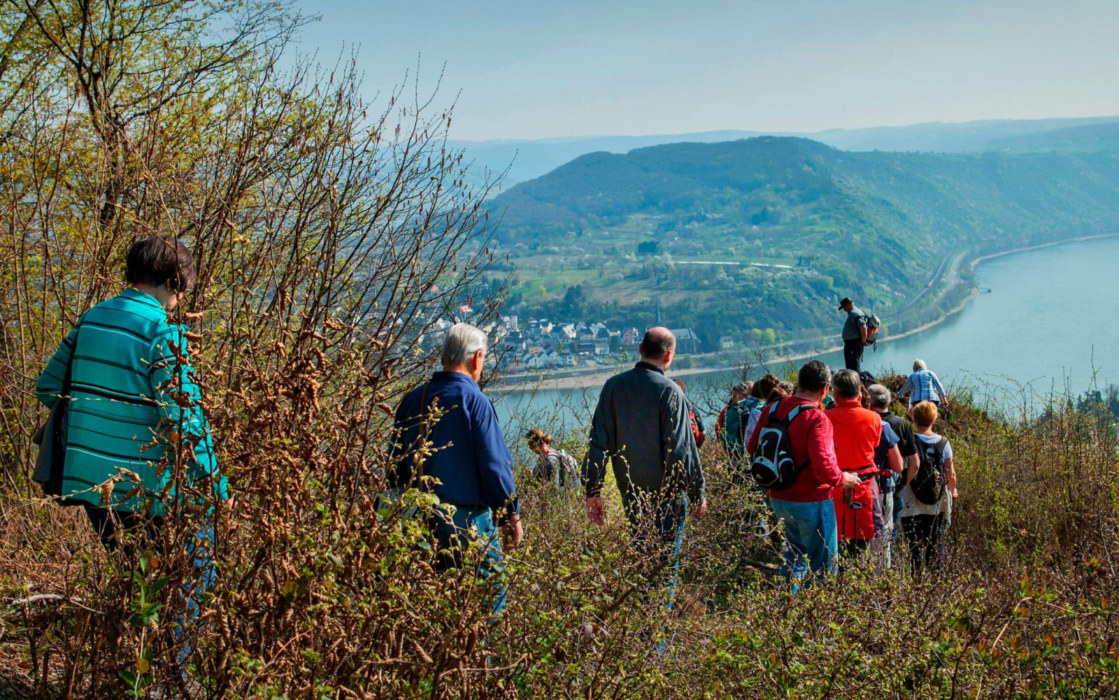 Vandring är mycket populärt och det finns flera leder och teman. Till exempel vandring i vinodlingar eller längs en gammal järnväg.