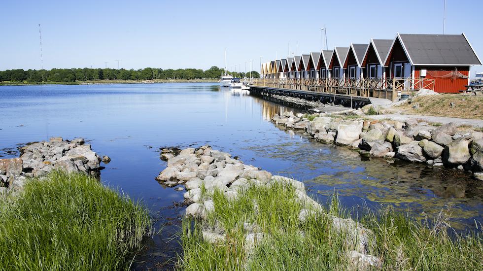 Sandhamn är en avkopplande oas.