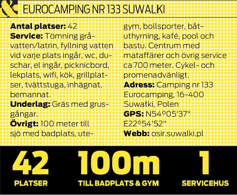 Resa: Eurocamping 133