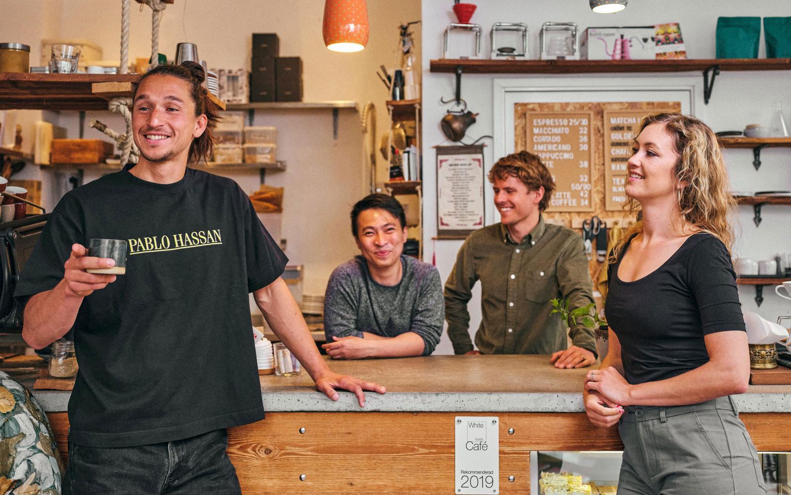 Alkemisten Kaffebar (Foto)