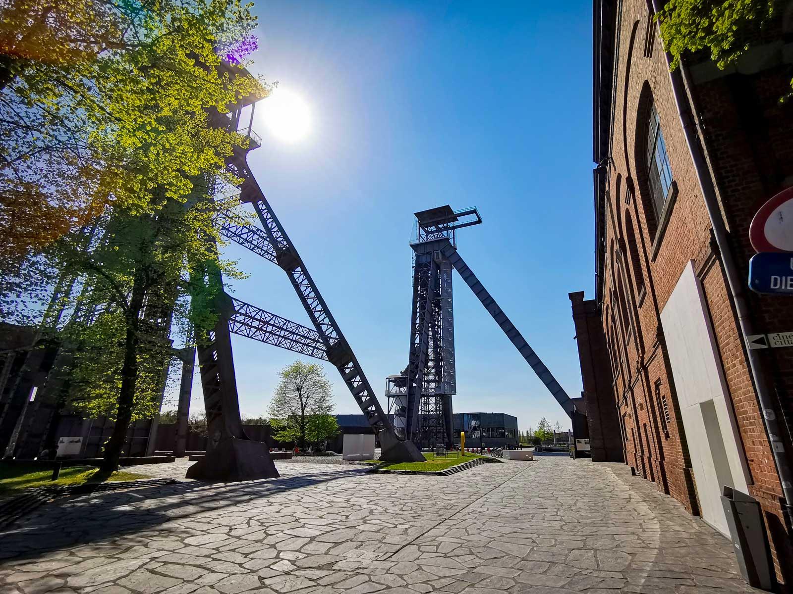 C-mine är en före detta kolgruva i Genk som numera är ombyggt till kulturcenter och bostäder.