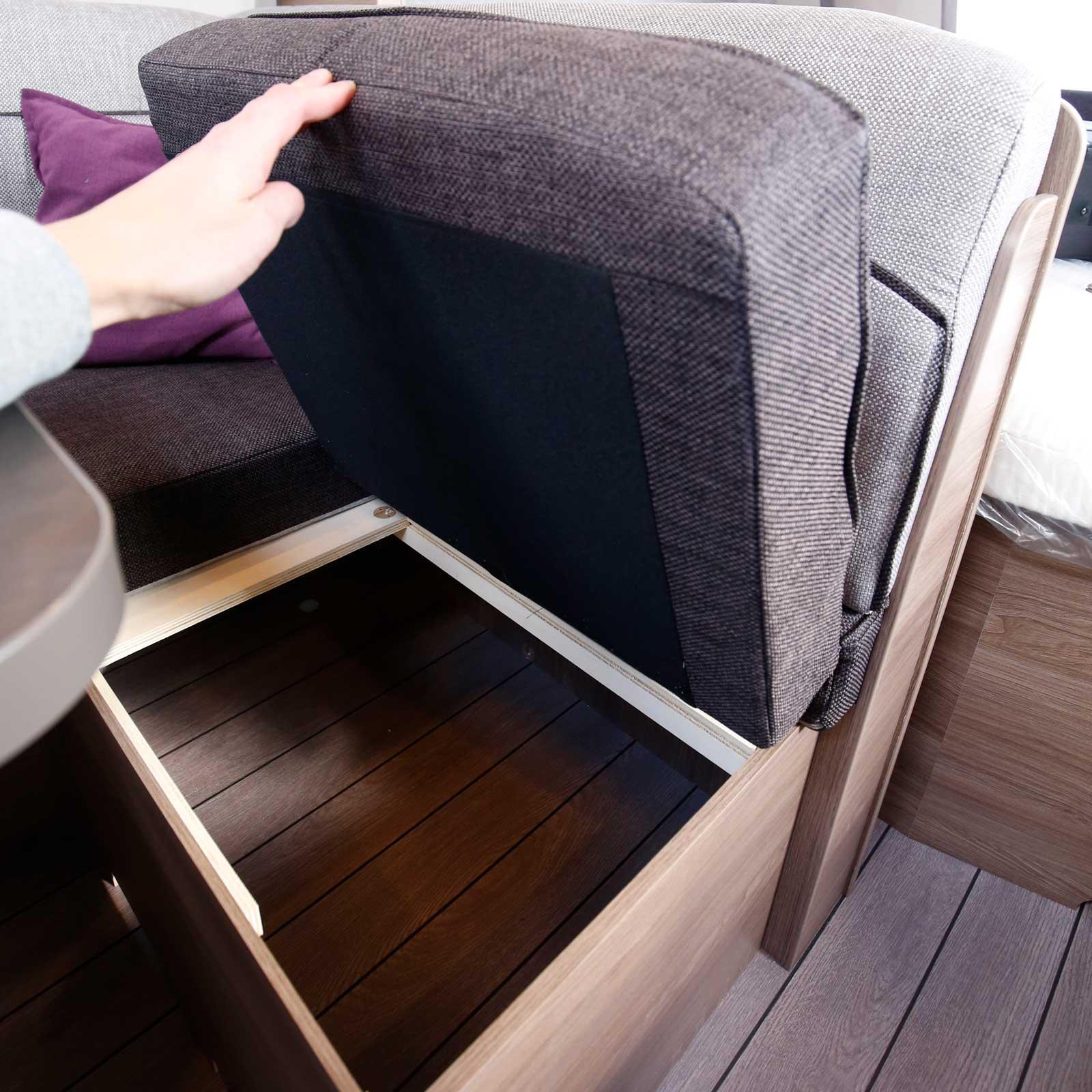 Varför kan inte fler tillverkare göra så här smarta sofflådor?