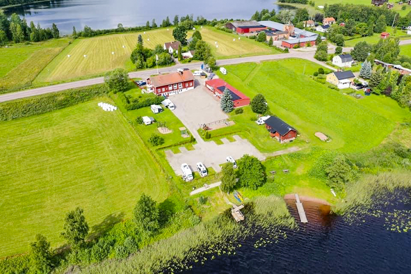 3. Tängerdalens camping & café, Dalarnas län.