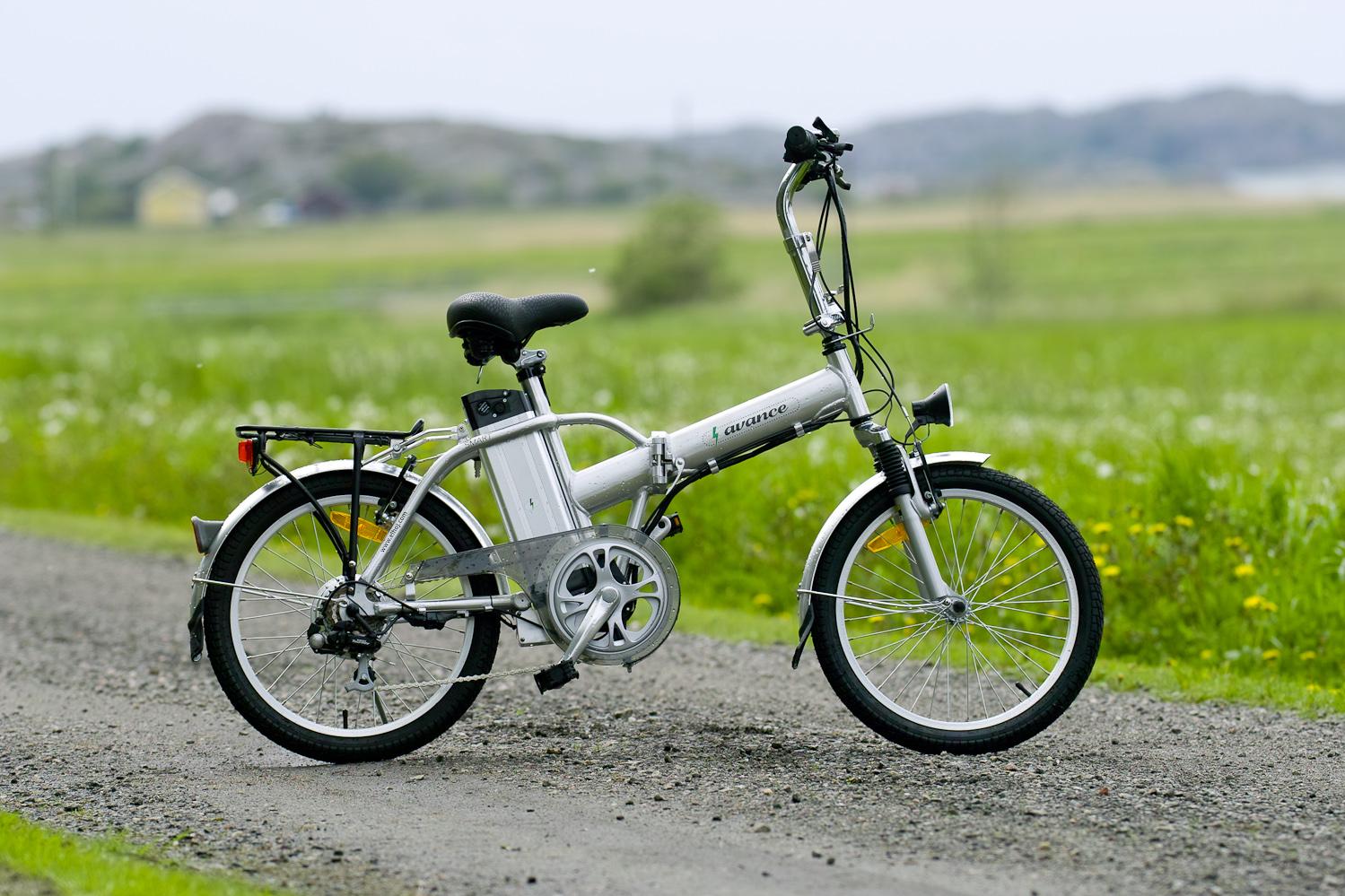 Vinn elcykel från elhoj.com