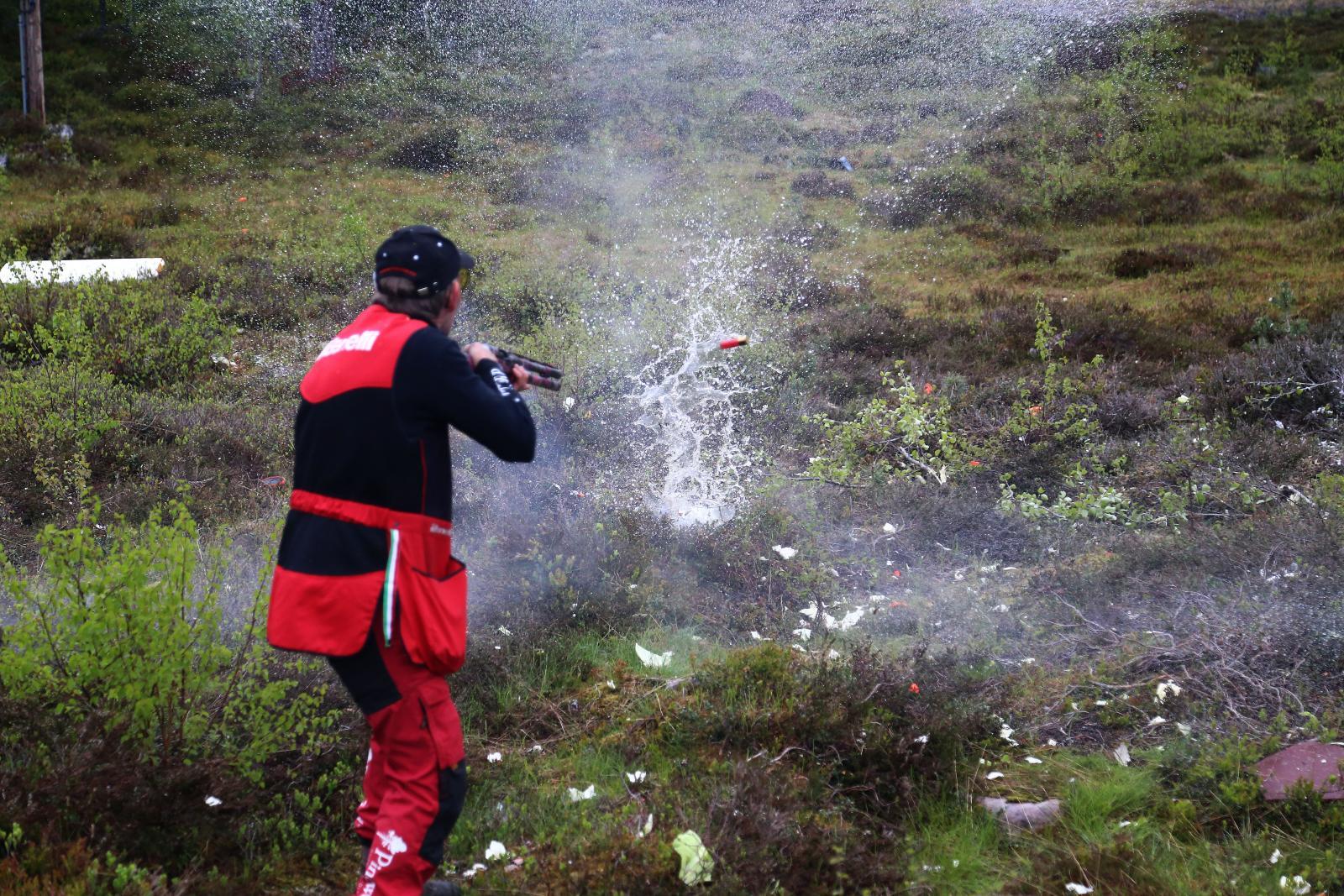 Jubileum för outdoormässa på Lindvallens Fäbod