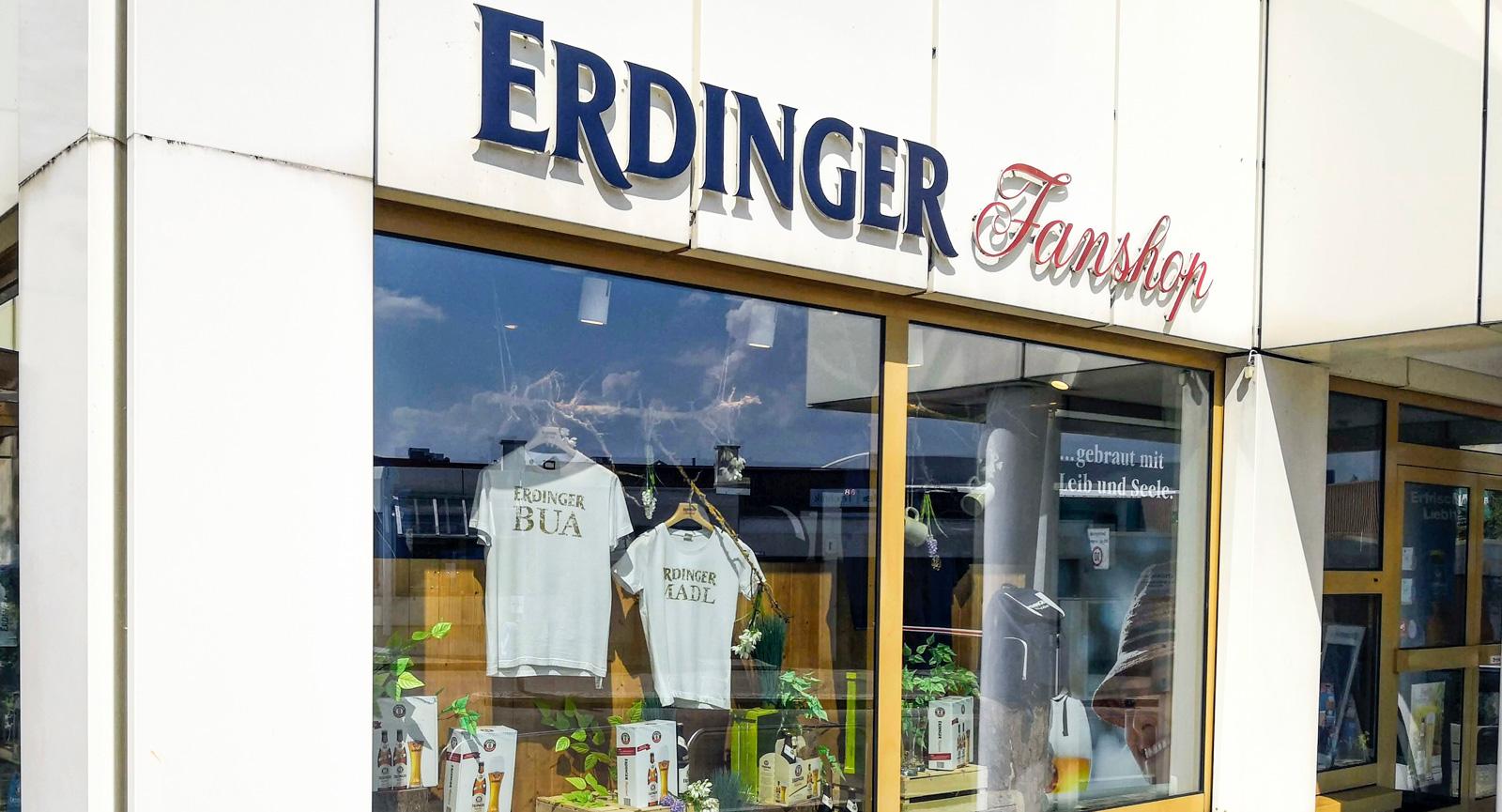 Erdinger Weissbräu har en diger skara fans runt jorden.
