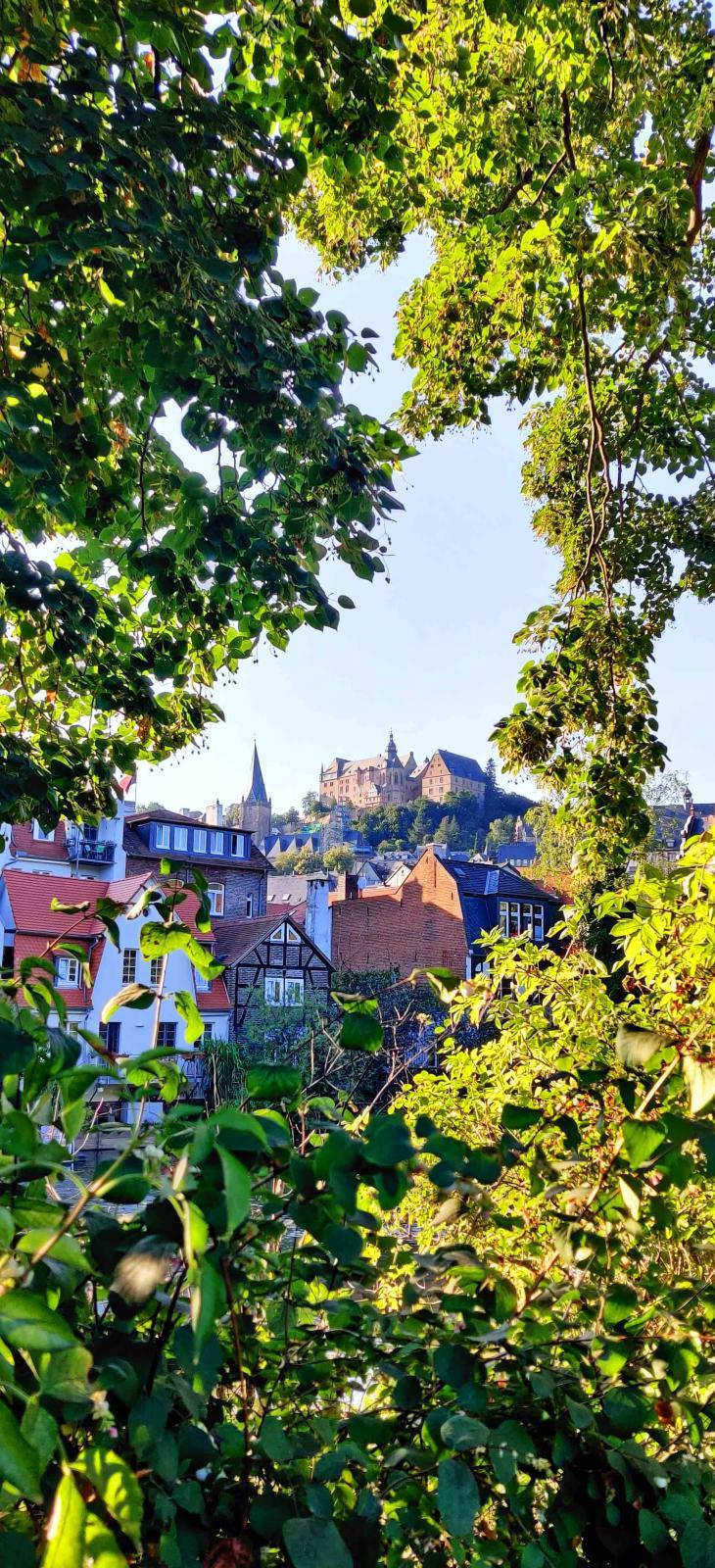 Nomadliv på tur:  Massa mer Marburg, tack!