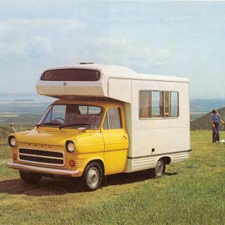 Hyra husbil - bra start för nybörjare!