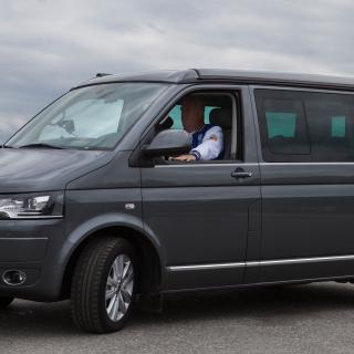 Provkörd: VW Grand California 600