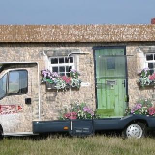 Husbil för den romantiske