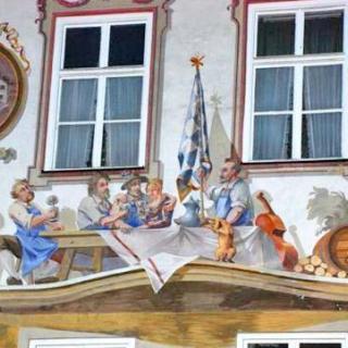 Restips: Sagoslottet Neuschwanstein