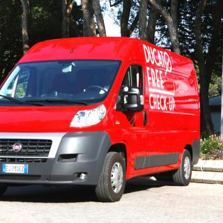 Fiat Ducato utsett till populäraste husbilschassi i Tyskland.