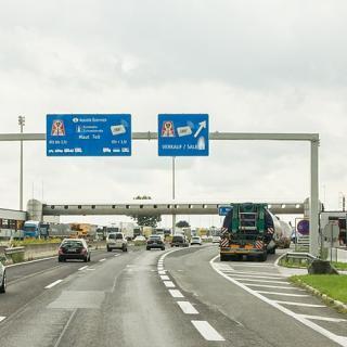 Vägavgifter på Autobahn