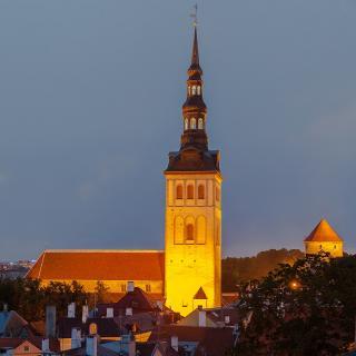 Estnisk sångfestival med jubileum
