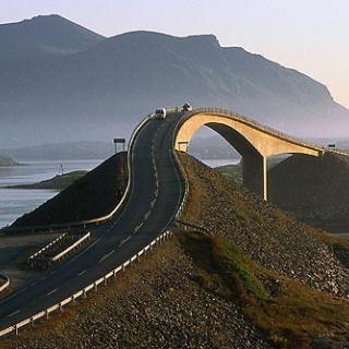 Norge satsar vidare på sina nationella turistvägar