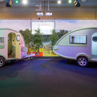 Tabbert Cellini - en lyxig vagn med rymd