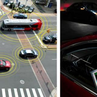 Uppkopplade bilar ska bli IT-säkrade