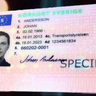 Tung husbil och B-kort i Norge?