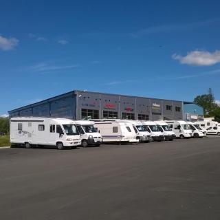 En av de norska anläggningar som ska ingå i den nya butikskedjan.
