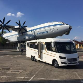 Euramobil Integra 840 EB