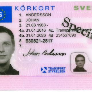 Nya medicinska krav för körkort